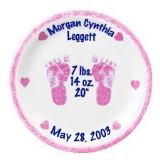 baby birth plates personalized personalized baby birth plates starting 27 95 boy girl