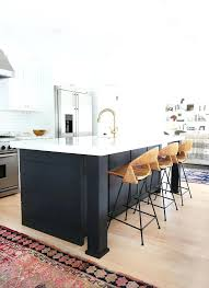 White Kitchen Island Lighting White Kitchen Island With Black Granite Top Table W Drawers