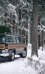 jeep snow 26 mejores imágenes de wagoneer en pinterest autos camiones del