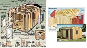 Free Plans How To Build A Wooden Shed by Diy How To Build A Shed Freecycle Usa