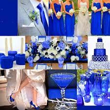 royal blue wedding royal blue wedding decor