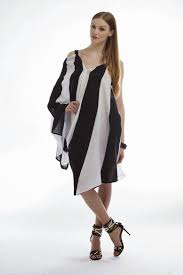 black and white jumpsuit for jsong striped black and white wide leg jumpsuit dress jsong