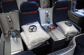 Delta Economy Comfort Review Review Delta One 767 300 From New York To Accra Ghana