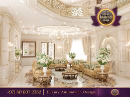 luxury living room design antonovich design ae architecture