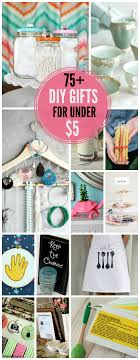 75 diy gift ideas for 5 like this list a lot of