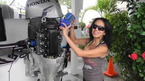 nicky dare the how to basic maintenance bf50 marine outboard