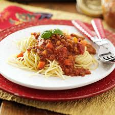 spaghetti sauce recipe taste of home