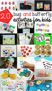 butterfly life cycle hats playdough to plato