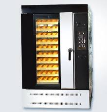Electric Convection Oven NFC 3D Good Luck Bakery Machines