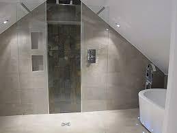 loft bathroom ideas bathroom shower room design in a loft conversion apex roof
