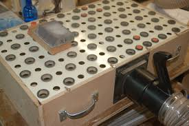 Downdraft Table - Downdraft table design