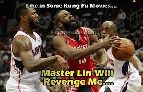 Jeremy Lin Meme - the huston rockets jeremy lin james harden and chandler parson