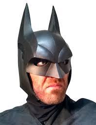 Ares Halloween Costume Batman Arkham Knight Cowl Tutorial Kit Ares Armory Studios