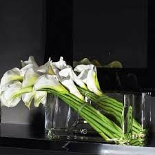 Clear Glass Square Vase Vase Flower Picture More Detailed Picture About Rectangular