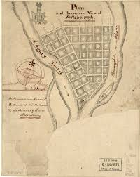 Map Of Lancaster Ohio by 1760 To 1764 Pennsylvania Maps