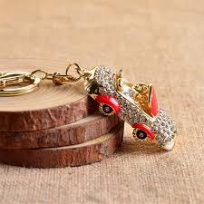 keychain favors rhinestone car wedding favors keychain ewfp017 as low as 2 5