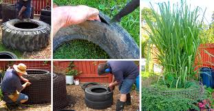 Building A Fish Pond In Your Backyard by How To Make A Decorative Fish Pond From Old Tires U2013 Cute Diy Projects