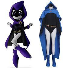 Raven Halloween Costume Cheap Raven Teen Titans Aliexpress Alibaba Group