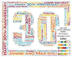 30th anniversary gifts 30th anniversary gift ideas