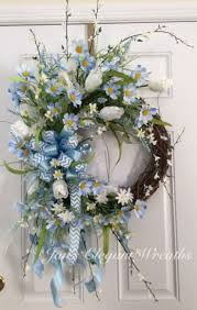 Spring Wreath Ideas 1190 Best Wreaths For All Seasons Images On Pinterest Spring
