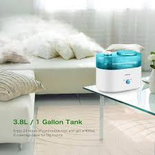 essential home floor l amazon com opolar top fill humidifier 1 gallon large capacity