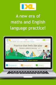 ixl maths and english language practice