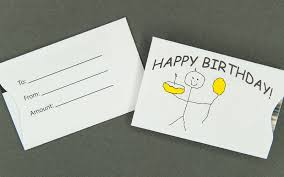 gift card sleeve gift card sleeve happy birthday child archives bank cards