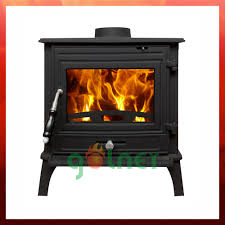 good quality free standing cast iron fireplace wood stove poland