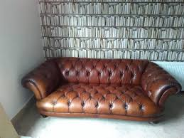 Dfs Chesterfield Sofa Chesterfield Sofa Second Household Furniture Buy And Sell