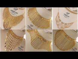 chain necklace styles gold images Arabic style gold necklaces jpg