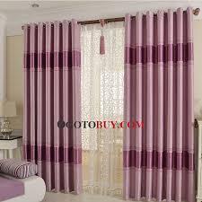 rideau chambre à coucher jacquard patterned rideau d occultation pour le salon ou la
