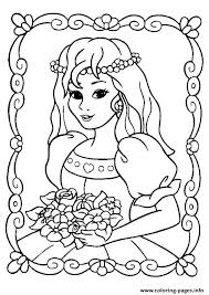 14 princess coloring pages images coloring