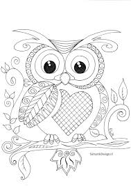 coloring page for adults owl piss off coloring page swearing owls book get here your owl