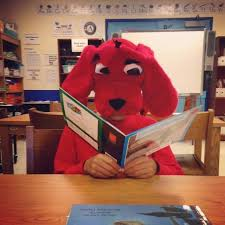 Clifford Big Red Dog Halloween Costume Diy Literary Halloween Costumes Reading Partners Reading Partners