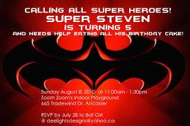 free batman birthday invitations personalized party invites for boys worldwide