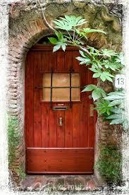 Tuscan Door Photograph Italy Photography by Italian Scene Wall Murals At Magicmurals Com