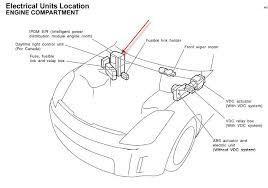 nissan 2004 350z headlight wiring diagram wiring diagrams