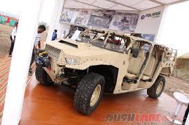 tactical vehicles polaris dogor mrzr 4 tactical vehicles at 2016 defexpo