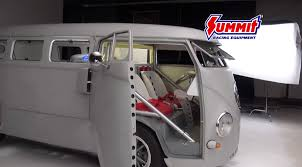 volkswagen bus 1962 vw bus with a mid engine v8 u2013 engine swap depot