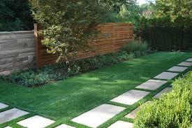 backyard design featuring pavers easyturf artificial grass