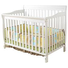concord baby dover 4 in 1 convertible crib white baby cribs