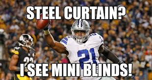 Steelers Meme - dallas cowboys top fan made memes from cowboys win over steelers