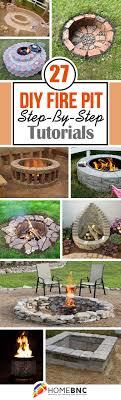 Diy Firepits 27 Best Diy Firepit Ideas And Designs For 2018