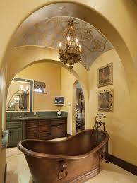 mediterranean bathroom photos hgtv powder room with custom marble