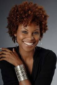 short afro hair color short hairstyles