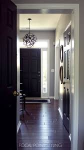 How To Paint Interior Walls by Focal Point Styling How To Paint Interior Doors Black U0026 Update