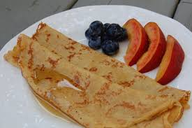 day 3 backyard bbq and modified crepes 100 days of real food