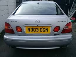 lexus bolton parts lexus gs300 auto 1998 fully loaded part exchange welcome recently