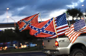 Rebel Flags Pictures Scores Take Part In Rally Supporting Confederate Flag Tbo Com