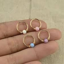 helix earing best 25 helix earrings ideas on helix piercing ring